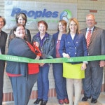 Peoples Bank celebrates renovated Hillsboro branch