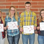 Hillsboro H.S. Students of the Month