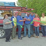D & P Electric joins Chamber of Commerce