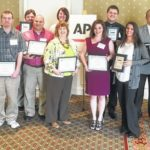 Times-Gazette wins four AP awards