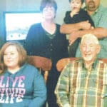 Five generations celebrated