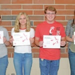 Hillsboro Students of the Month