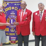 Cole new Lions Club president