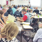 Teachers attend Hillsboro workshop