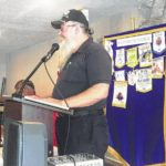 Rotarians hear about veterans' services