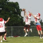 First week of practice for Hillsboro Indians