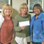 Free clinic gives $10,000 to hospice