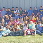 Hillsboro FFA at Farm Science Review