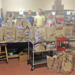 Local youth collect for Feed Ohio