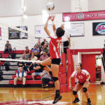 Lady Tigers sweep FHS 3-0