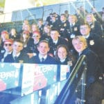 FFA members attend national convention