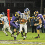 Tigers fall to CHS 49-8
