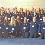 Hillsboro attends national FFA convention