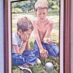 New artwork on display at Hillsboro library