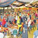 Senior center hosts annual Halloween party