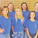 Ten Bright students on District Elementary Honor Choir