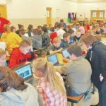 Hillsboro students participate in Hour of Code