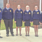 Lynchburg FFA sixth in district
