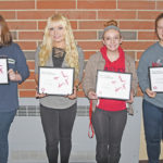 HHS Students of the Month