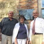 Retired teachers team up with historical society on projects