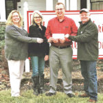 Blues, Brews and Stews donation