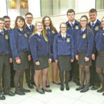 LC FFA members attend leadership conferences