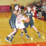 Panthers block out Lady Indians