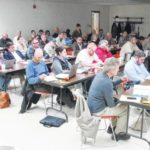Lawyers attend CLE class in Hillsboro