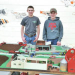 Back, Fraysier win at FFA Alumni Toy Show