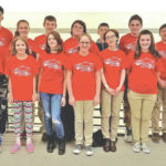 Four HMS robotics teams headed to state competition