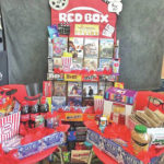 Movie package being auctioned