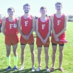 Fairfield Lions track and field teams set new school records