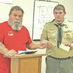 Lions, VFW lend hand to Boy Scouts
