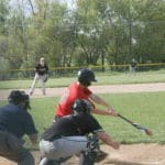 Fairfield hosted Fayetteville in baseball and softball action