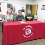 Evans signs with Wright State