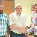 Good Hope Lions donate to school board