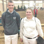 Carr, Ferguson place at state