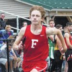 Whiteoak, Fairfield, and Lynchburg-Clay athletes compete in the region 11 regional track meet