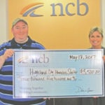 NCB assists homeless shelter