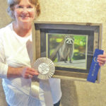 Local residents awarded at senior art show