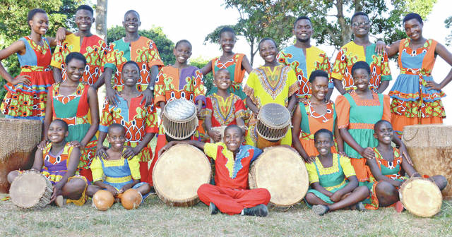 The inspirational African group Imani Milele is coming to several Highland County churches next month.