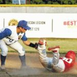 Hillsboro American Legion Post 129 finishes 2-2 during weekend long tournament