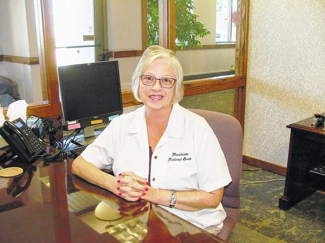 Bonnie Barton is retiring from Merchants National Bank after a 44-year career with the bank.