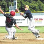 Hillsboro American Legion Post 129 baseball win at home behind a strong performance from local product Anderson