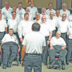 Christian Men's Chorus visiting Hillsboro church