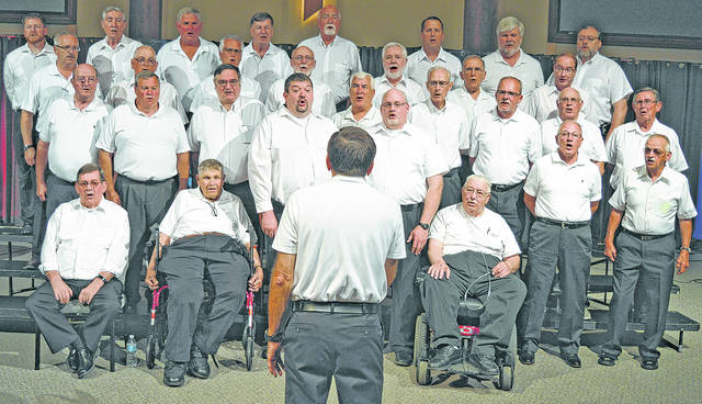 The Unified Christian Men's Chorus will be in concert at 6 p.m. Sunday, July 30 at the Hillsboro Church of Christ.