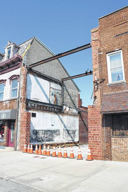 An upcoming meeting of Hillsboro City Council's Property Maintenance and Restoration Committee may decide the future of the empty space left by the recent demolition of the Colony Theatre uptown.