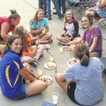 Hillsboro FFA meets up for discussion, games