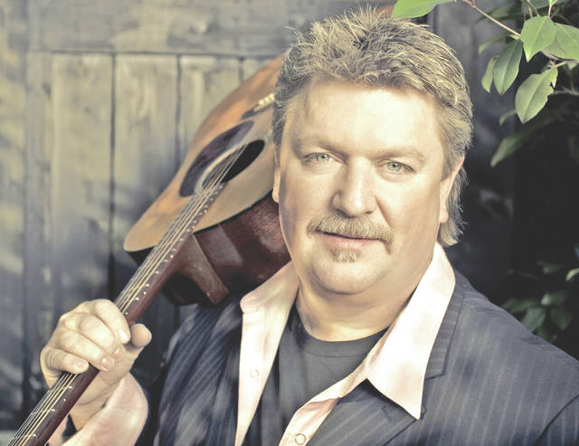 Joe Diffie will perform Sept. 16 at the Murphy Theatre in Wilmington.