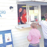 Fair food booth keeps FFA members busy